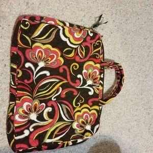 Vera bradley puccini laptop computer bag
